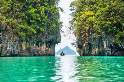 Tours in Krabi Hong Island Tour