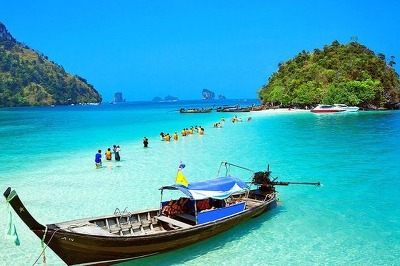 One day tour Krabi Islands