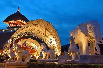 Night Safari Including Guide in Chiang mai