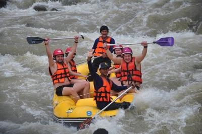 White water rafting Program A Phuket