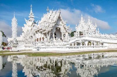 CHiang Rai white temple tour