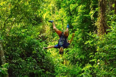 Flying Hanuman discovery journey