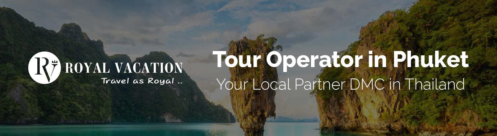 Tour Operator in Phuket