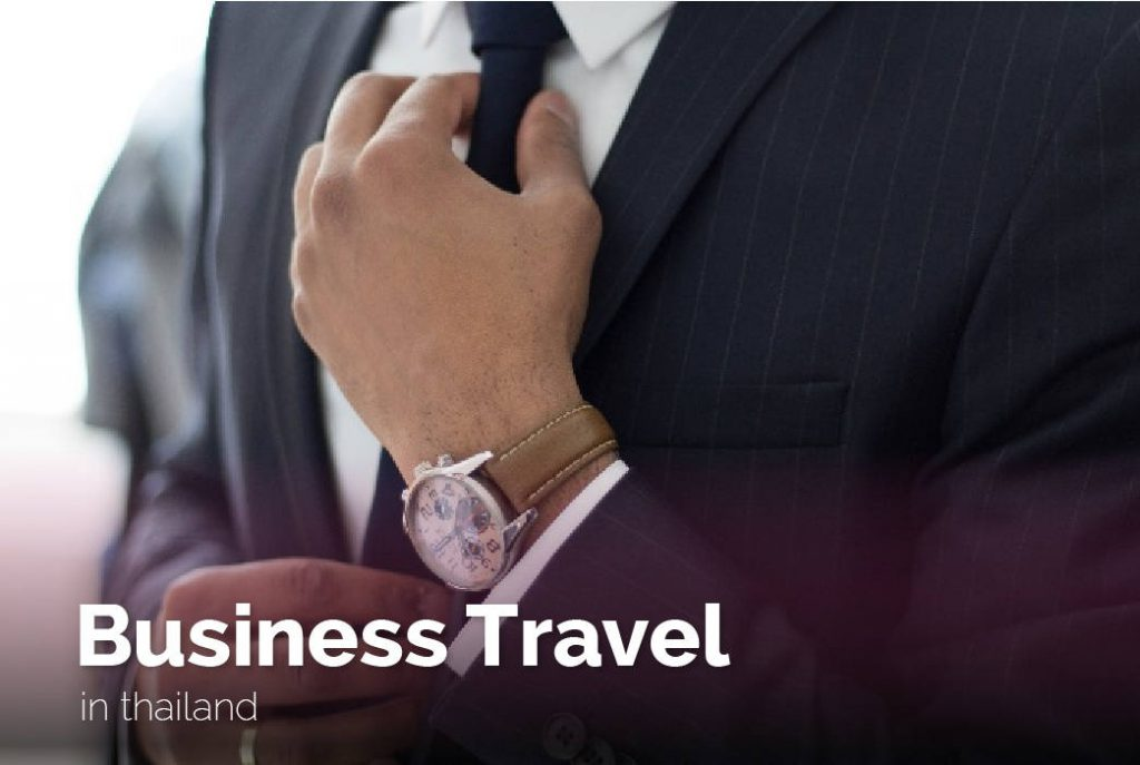 Thailand Tour Operator Business Travel