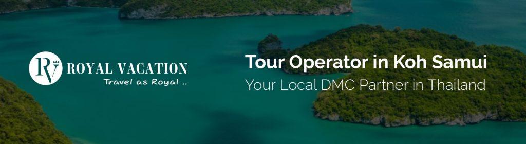 Tour Operator in Koh Samui