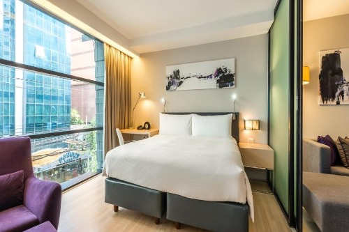 ASQ Package at Maitria Hotel Sukhumvit 18 by Royal Vacation