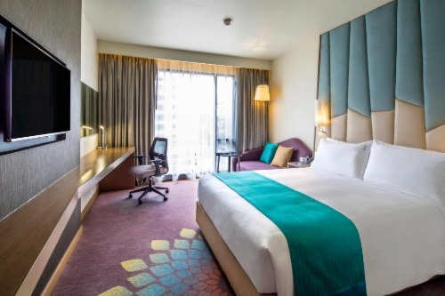 ASQ Package at Holiday inn Express Bangkok