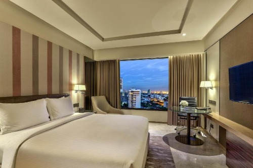 ASQ Package at Double tree by Hilton Sukhumvit Bangkok