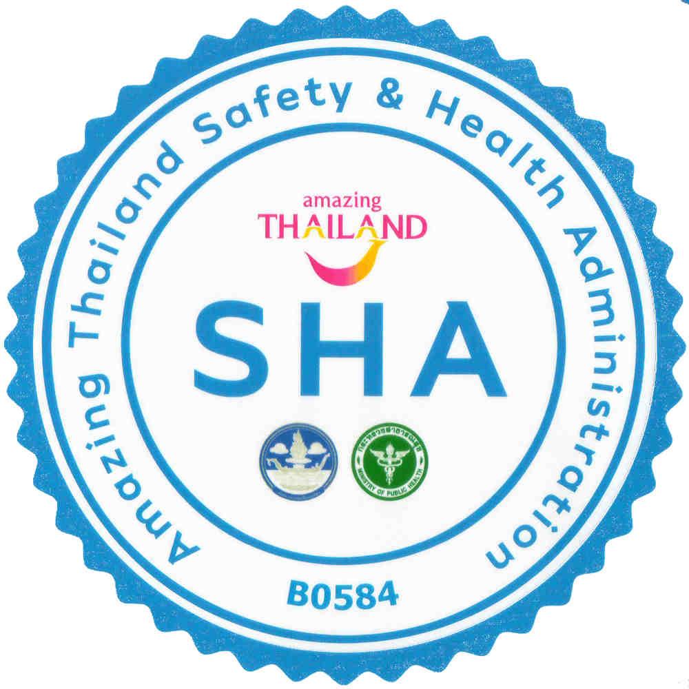 Thailand DMC SHA Certificate
