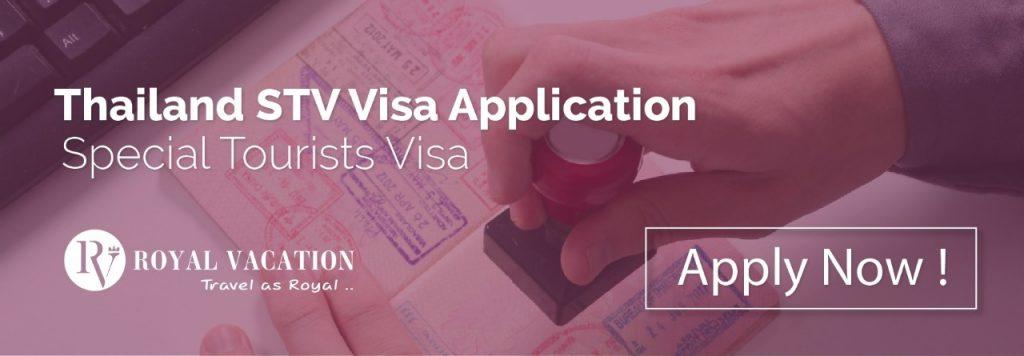 Thailand STV Visa Application