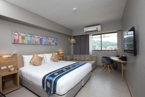 ALSQ Package at Oakwood Hotel Journeyhub Phuket