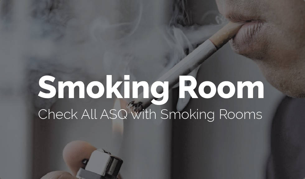 Smoking Room ASQ in Thailand