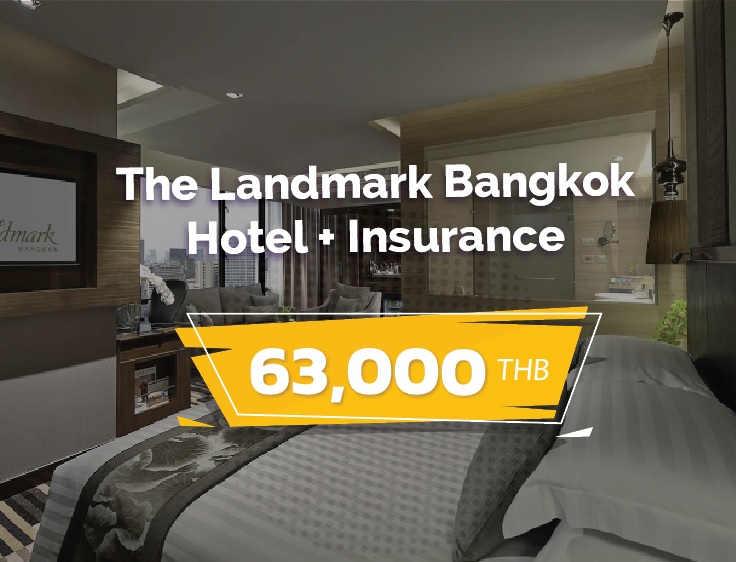 Bundle and Save The landmark Bangkok