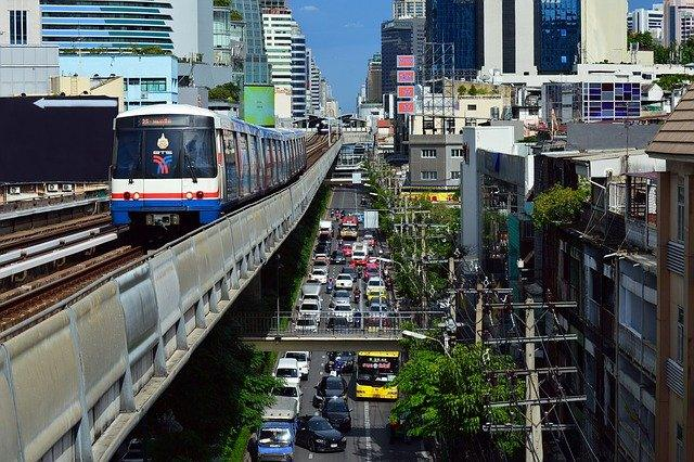 BTS Bangkok Thailand