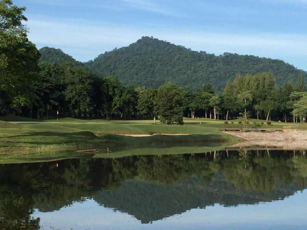 Golf Quarantine Sawang resort