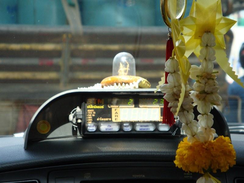 taxi fare in Bangkok