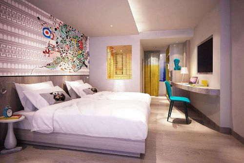 Ibis Styles Sukhumvit 50 Standard Room