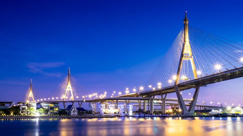 Thailand at Night